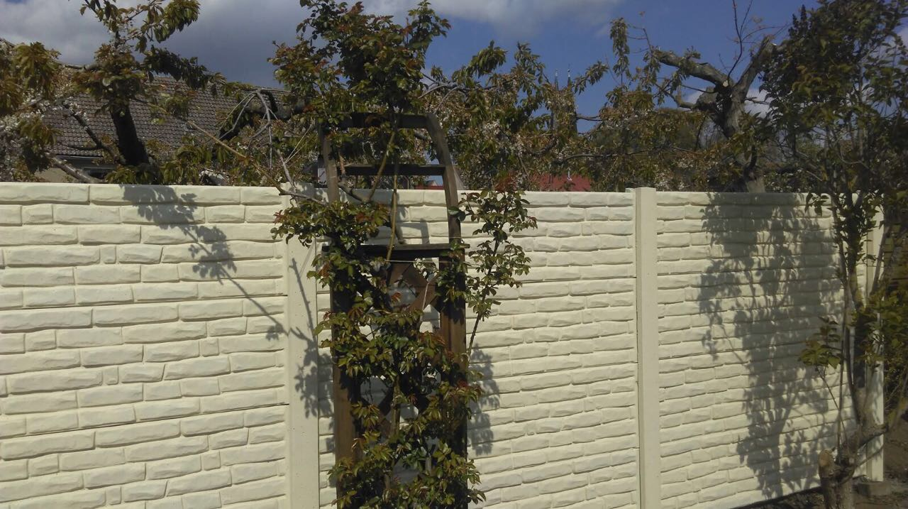 Lieblich Sichtschutz Beton